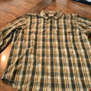 Filson Twin Lakes Sports Shirt - Large